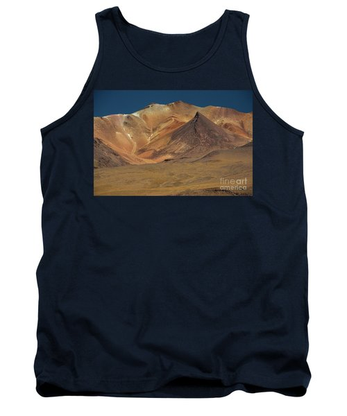 Tank Top featuring the photograph Bolivian Highland by Gabor Pozsgai