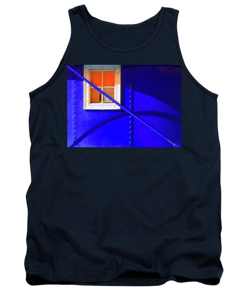 Tank Top featuring the photograph Chromatic by Wayne Sherriff