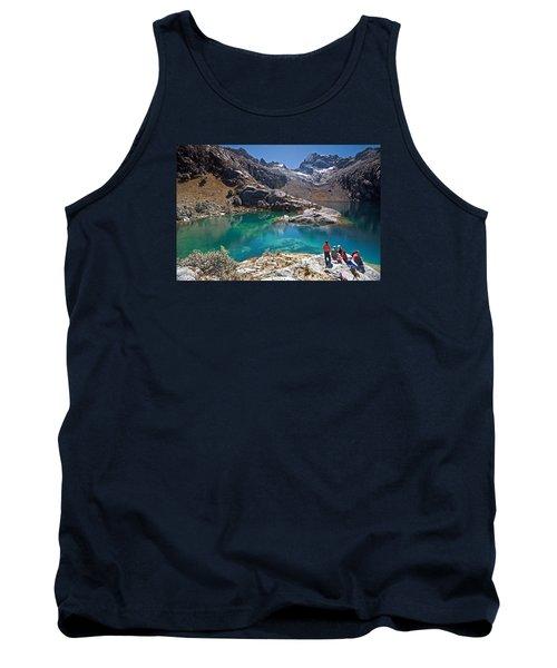 Churup Lake Tank Top
