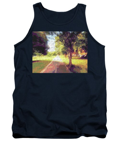 Contemporany Tank Top