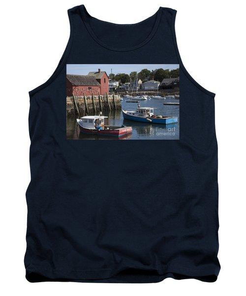 Harbor Boats Tank Top
