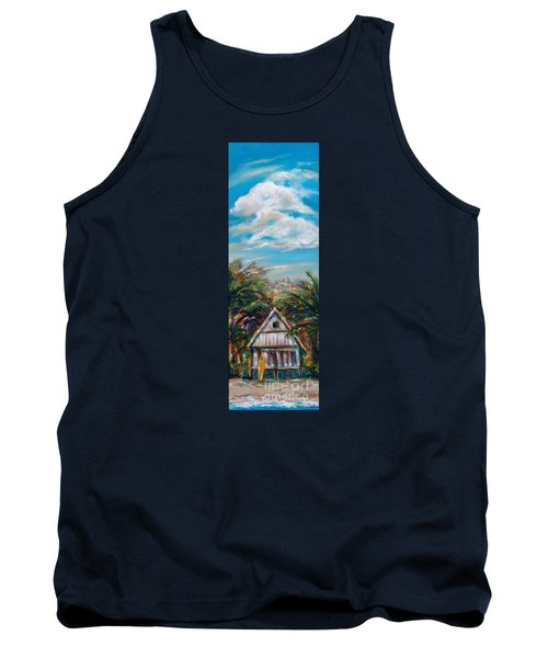 Island Bungalow Tank Top