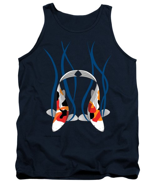 Koi Pond Tank Top