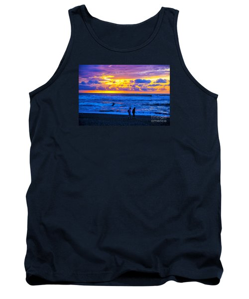 Tank Top featuring the photograph Last Light by Rick Bragan
