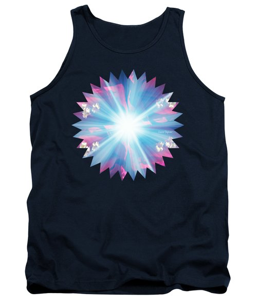 Let There Be Light Tank Top by Leanne Seymour