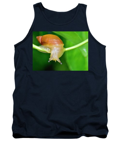 Morning Snail Tank Top