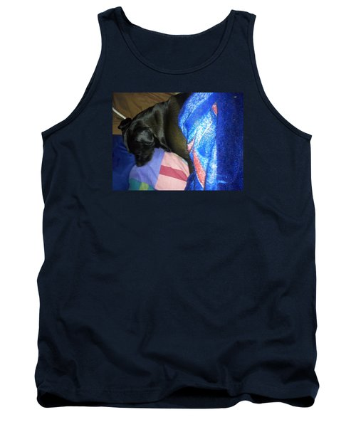 Tank Top featuring the photograph Naptime by Jewel Hengen