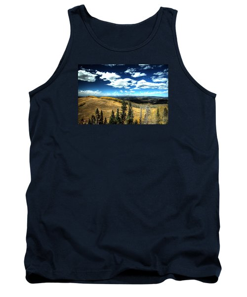 Onward They March Tank Top