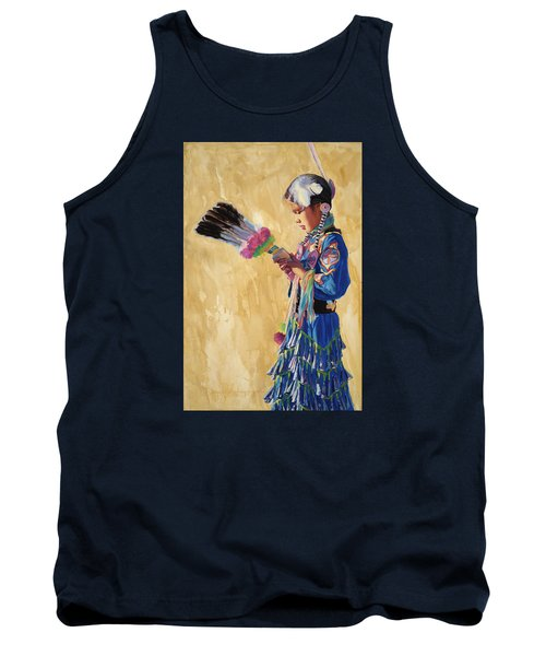 Prayer Walk Tank Top