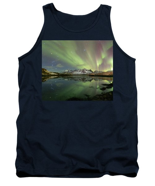 Reflected Lights Tank Top