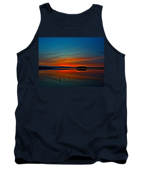 Sunrise Onset Pier  Tank Top