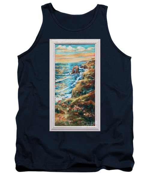 Sunset Cliffs Tank Top