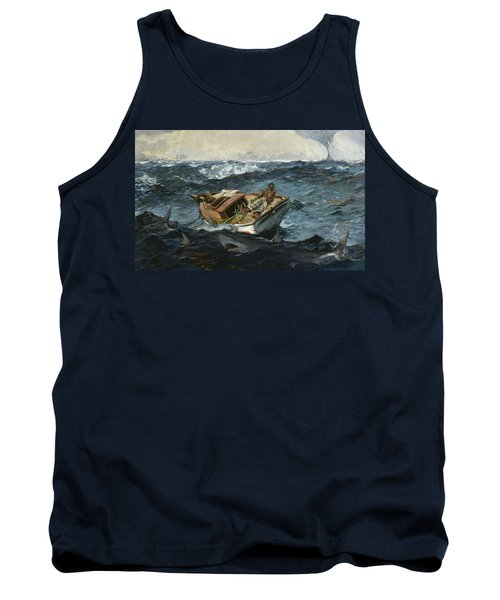 The Gulf Stream Tank Top