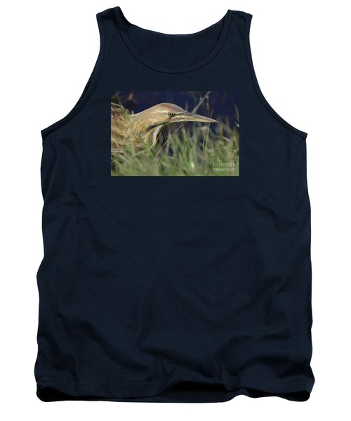 Tank Top featuring the photograph The Hunt by Kathy Gibbons