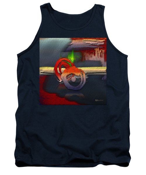 The Night Is Young Tank Top