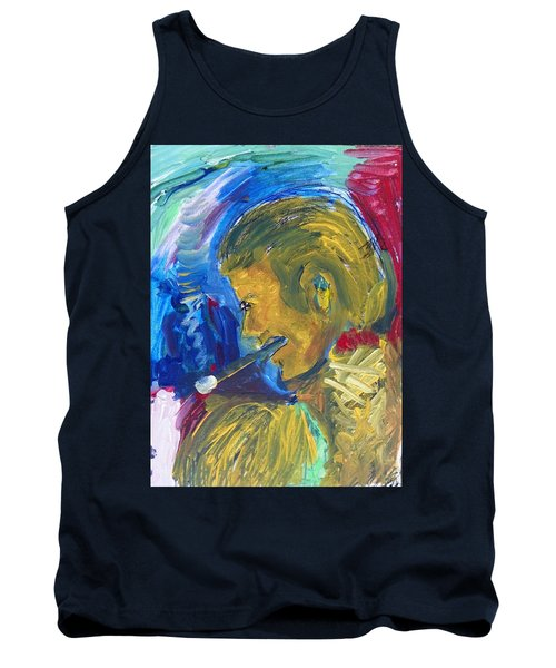 The Professor Tank Top