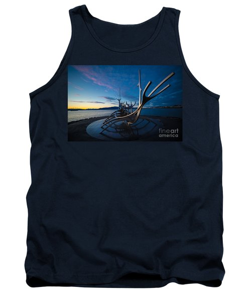 The Sun Voyager  Tank Top
