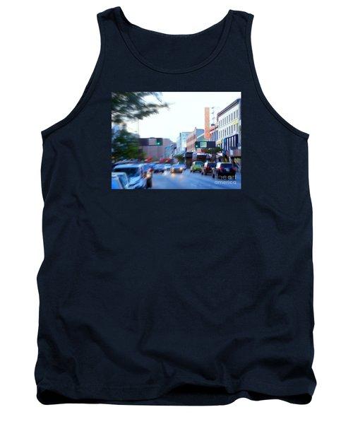 125th Street Harlem Nyc Tank Top by Ed Weidman