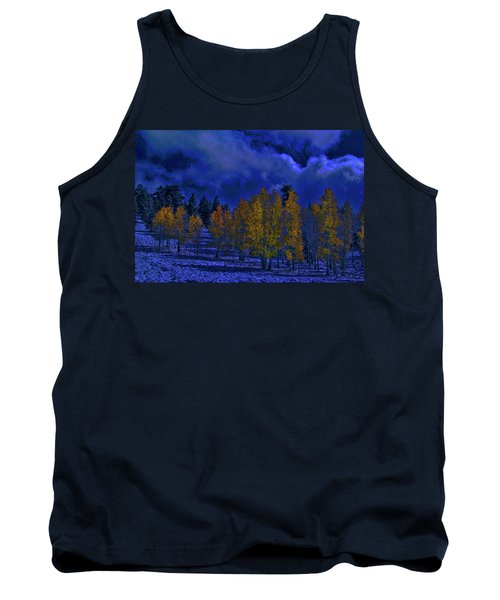 Rocky Mountain Fall Tank Top