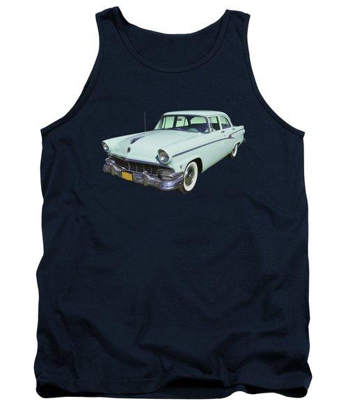 1956 Ford Custom Line Antique Car Tank Top