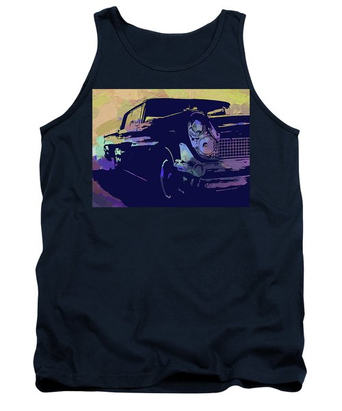 1959 Lincoln Continental Abs Tank Top