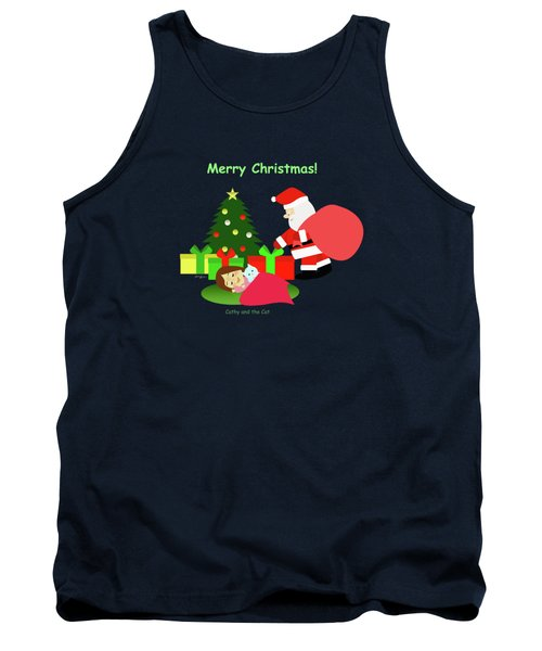 Christmas #2 Tank Top