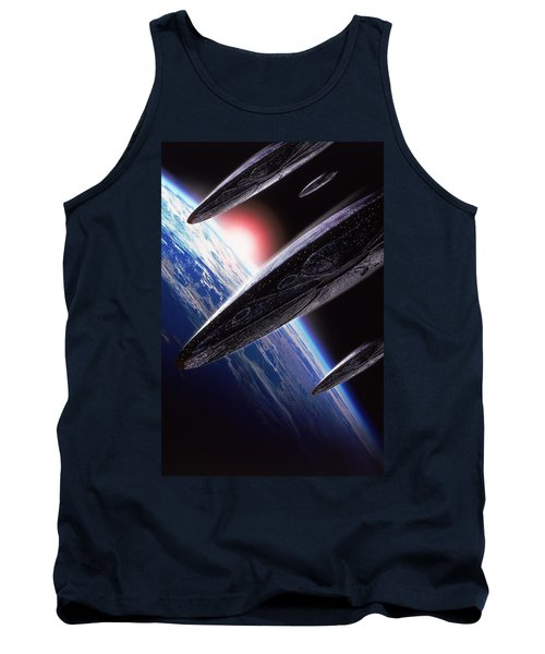 Independence Day 1996 Tank Top