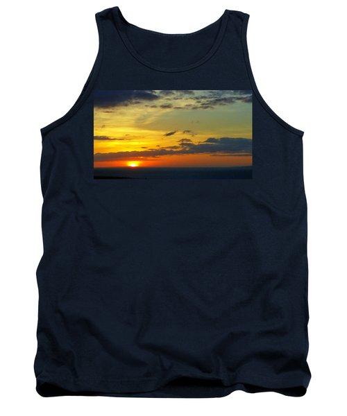 Extraordinary Maui Sunset Tank Top