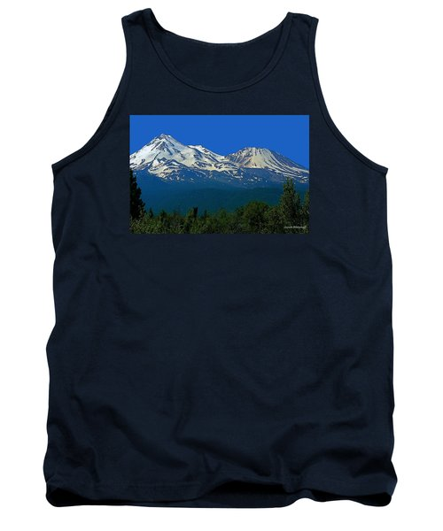 Mt. Shasta Tank Top