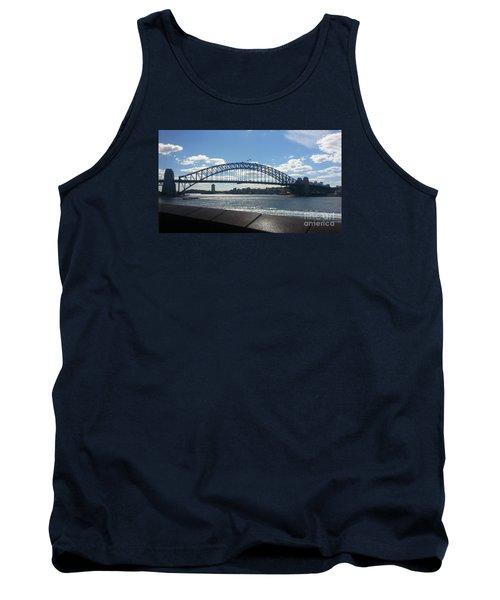 Sydney Harbor Bridge Tank Top