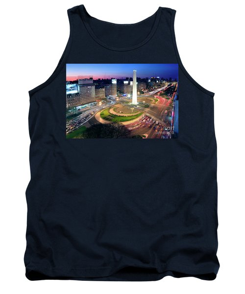 Buenos Aires Obelisk Tank Top