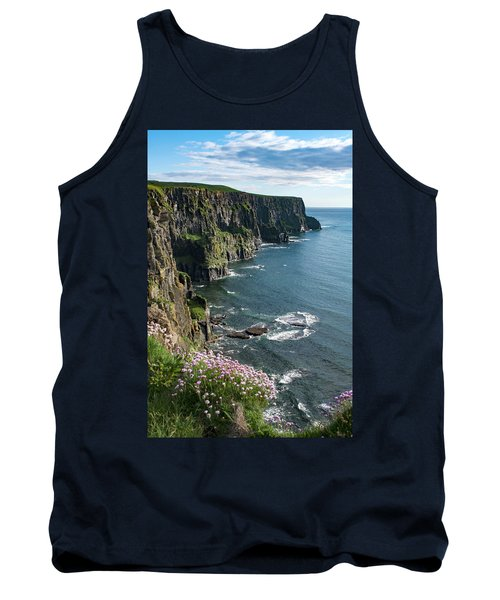 Cliffs Of Moher, Clare, Ireland Tank Top