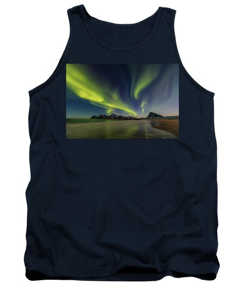 Storsandnes, Lofoten - Norway Tank Top