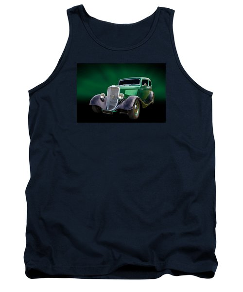 Tank Top featuring the photograph 34 Tudor by Keith Hawley