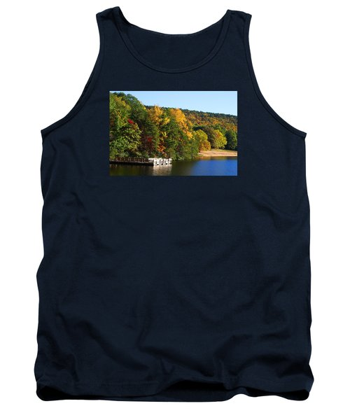 Hanging Rock Lake Tank Top