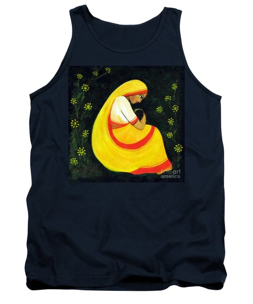 Mother And Child Tank Top