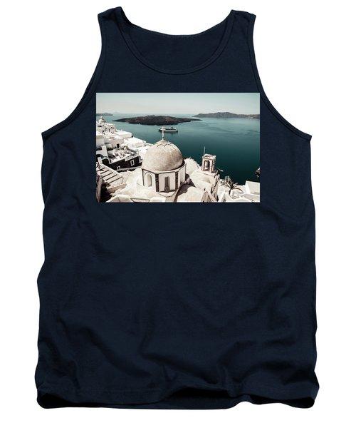 Oia, Santorini - Greece Tank Top
