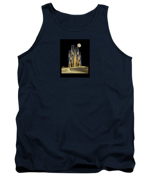 Tank Top featuring the photograph 4365 by Peter Holme III
