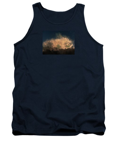 Tank Top featuring the photograph 4382 by Peter Holme III