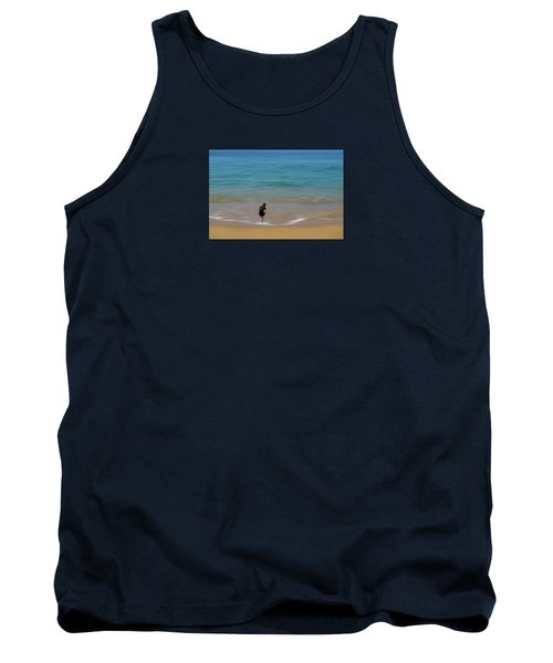 Tank Top featuring the photograph 4391 by Peter Holme III