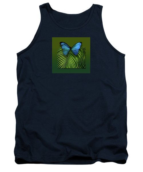 Tank Top featuring the photograph 4426 by Peter Holme III