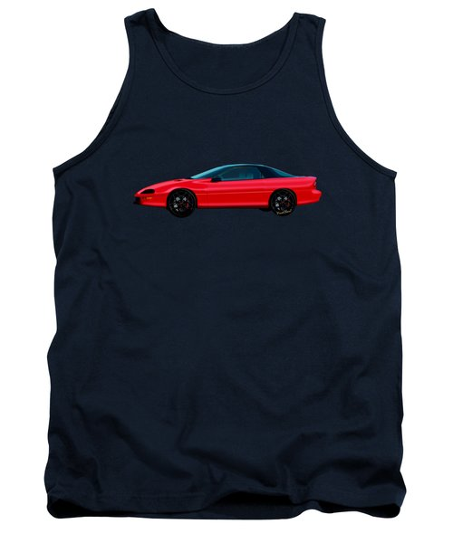 4th Generation Z28 Camaro Tank Top