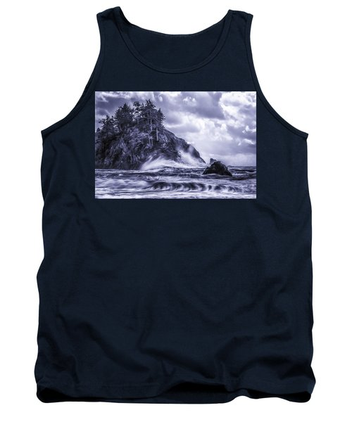 A Blustery Day Tank Top
