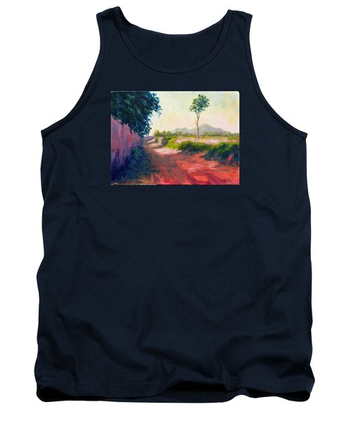 A Countryside Road Tank Top
