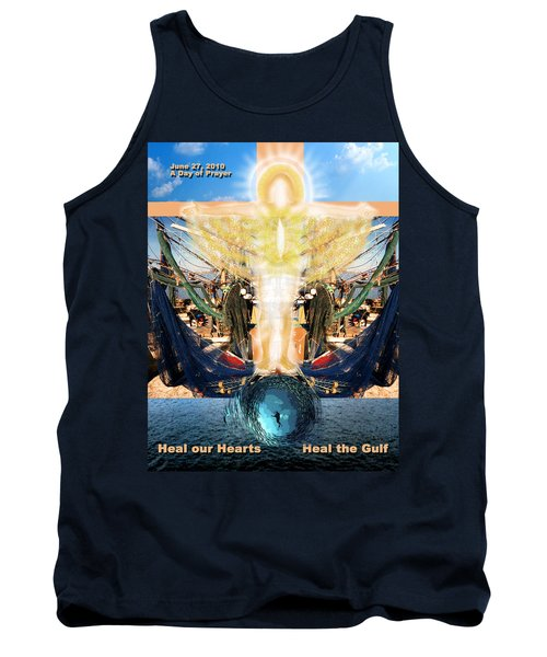 A Day Of Prayer For The Gulf Tank Top