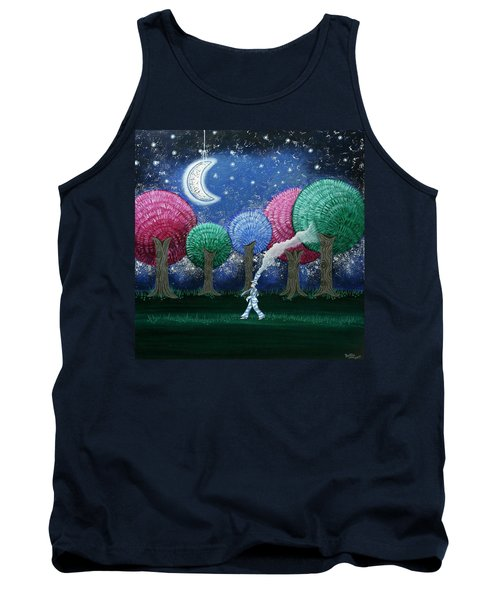A Dream In The Forest Tank Top