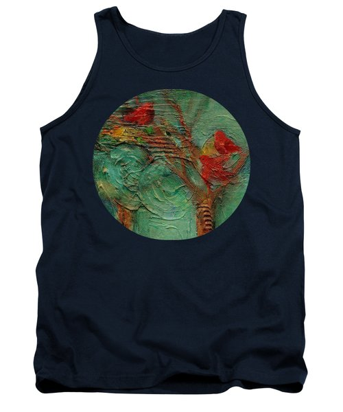 A Home In The Woods Tank Top