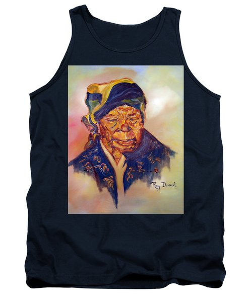A Mothers Pride Tank Top by Raymond Doward
