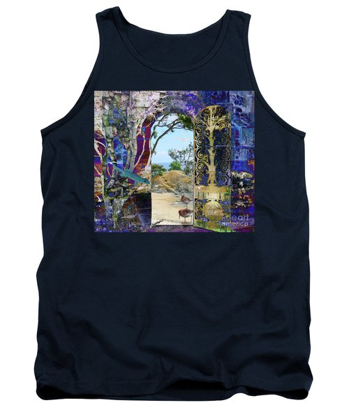 A Narrow But Magical Door Tank Top