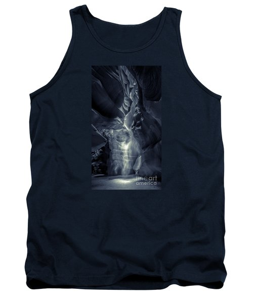A Phantom Emerges From Antelope Canyon Tank Top
